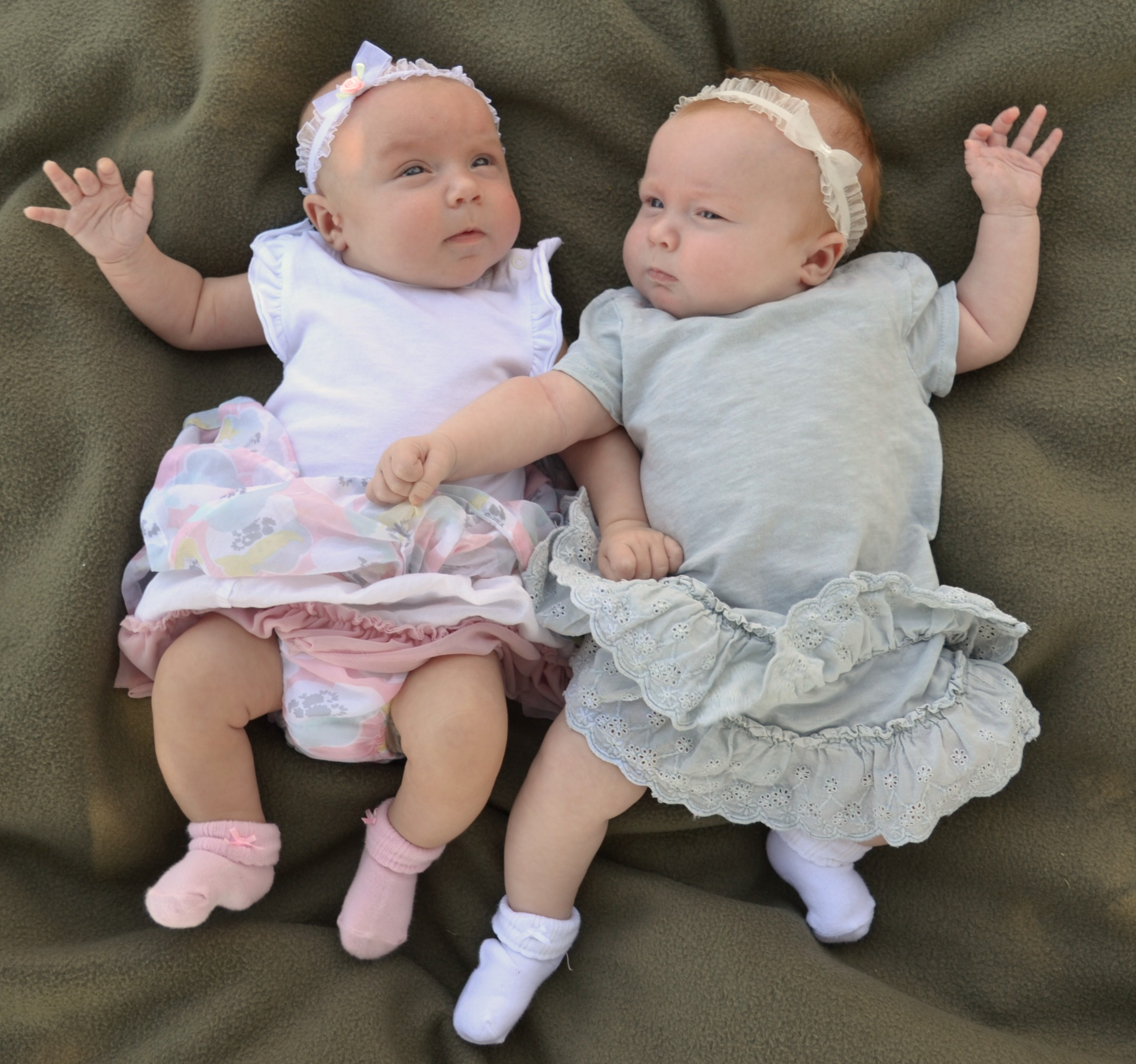 twins emmy kay and co