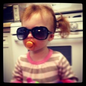 2013 02 Ellie Cool Glasses