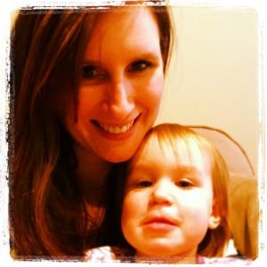 2013 04 Carrie Selfie