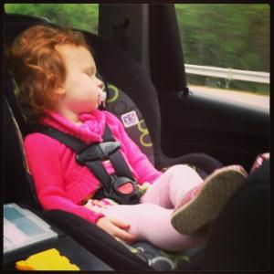 2013 05 Ellie Asleep