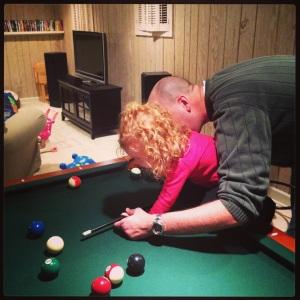 2013 11 Pool Ellie