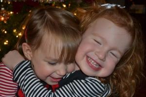2013 12 Christmas Twins 2