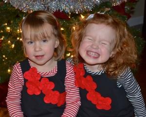 2013 12 Christmas Twins